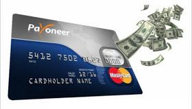 Payoneer MasterCard Delivery