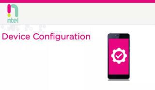 Ntel Network 4G LTE APN Configuration for browsing internet