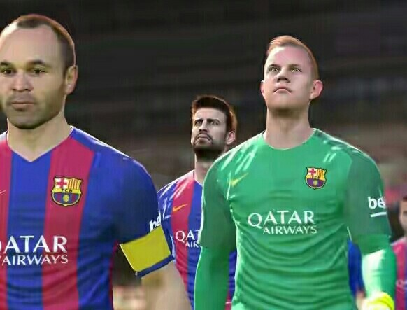 pes pc 2017 and 2018 game