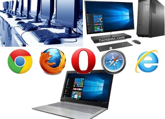 Setup PC Browsers to Private Mode