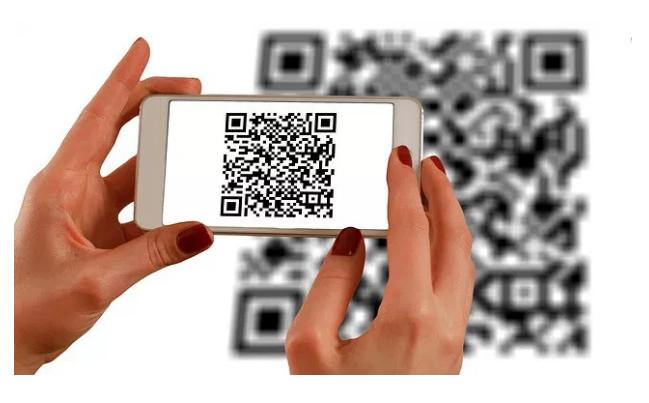 WiFi Password QR code Scanner