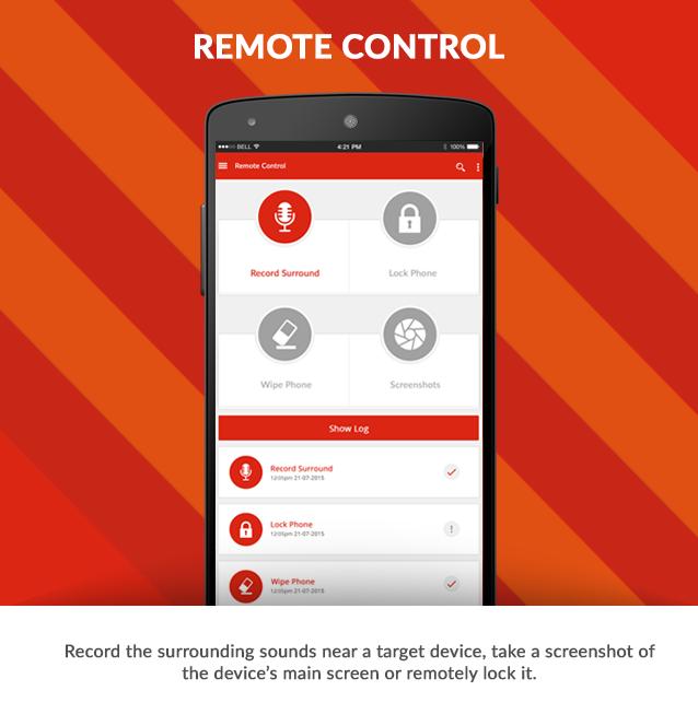 iPhone X Remote Control App