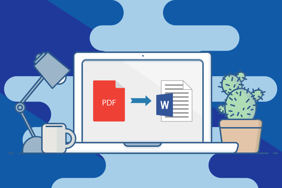 Export PDF to MicrosoftWord