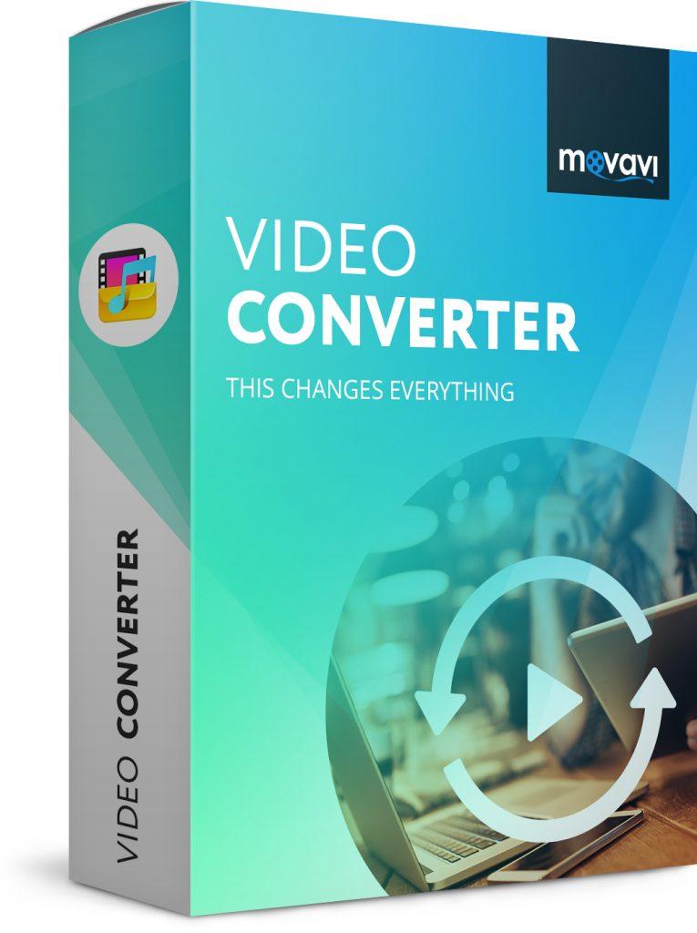 Convert WebM to MP4 Using Movavi