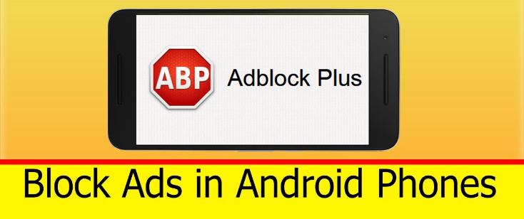 Andriod Ads Blocker