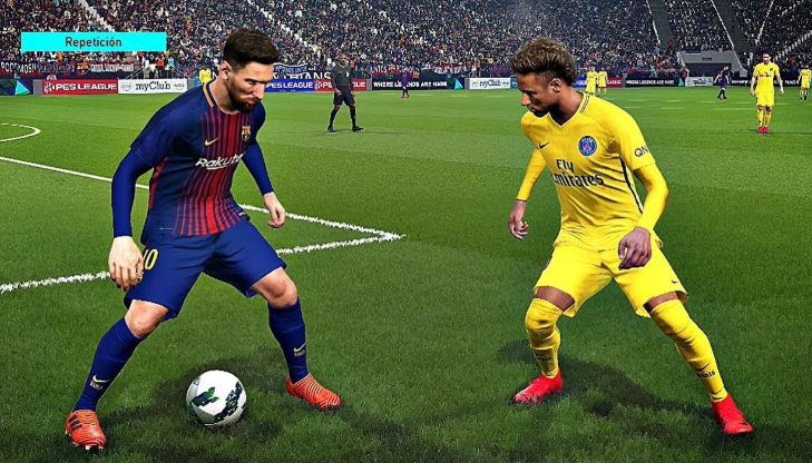 Pes 19 Android Game
