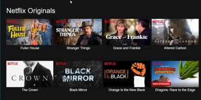 find Netflix movies