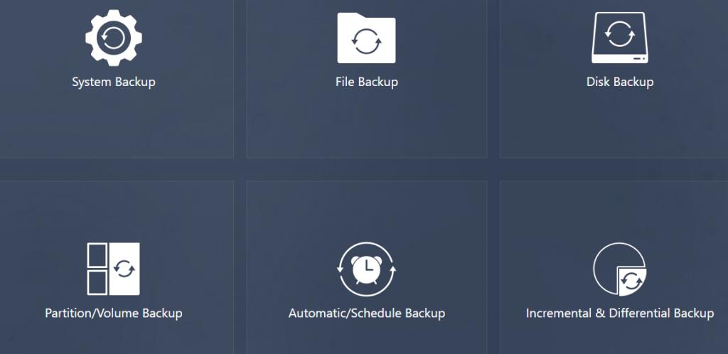 backup software free