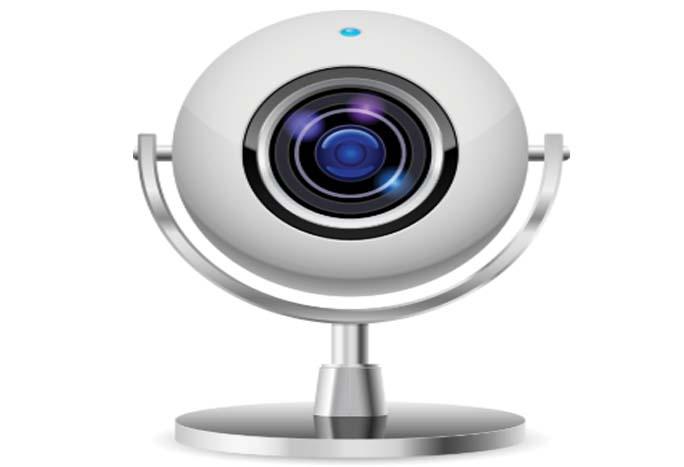 hacked webcam