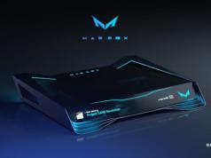 mad box new console game design