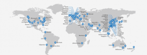 cloudflare data centers