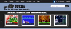 SSega.com game Emulator