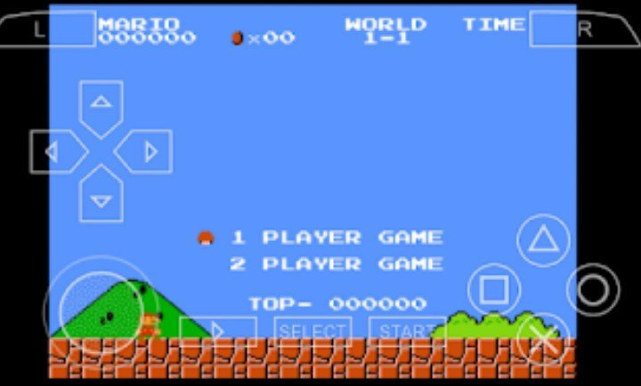 Download Super Mario Bros iso Android APK game