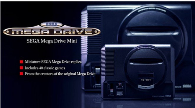 Sega-Genesis-Mega-Drive-Mini-launch-date