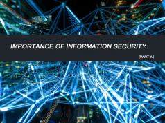 importance of information security - techbmc