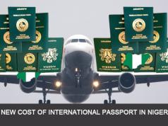passport price in nigeria