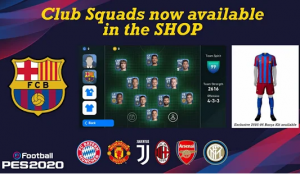efootball pes soccer for Android Mobile Phones