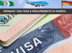 cost of german visa fee in Nigeria embassy