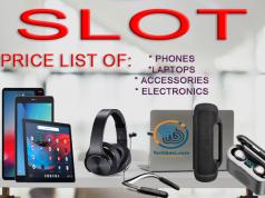 slot nigeria price list for phones laptops