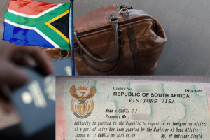 travel to south africa from Nigeria visa 2020