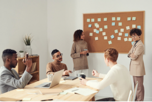 manage and engage your team in budget planning