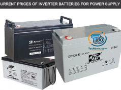 best inverter battery