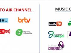tstv decoder and package prices in Nigeria
