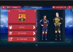 dream league soccer profile dat unlimited coins