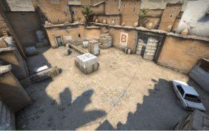 Dust II Game