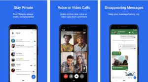 signal app free chat messenger