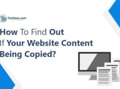 How to find out if your website content being copied