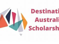 Destination Australia Scholarships University of Tasmania Australia